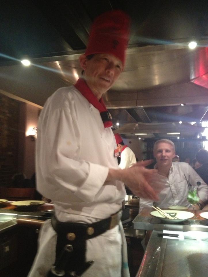 M. Chef !
