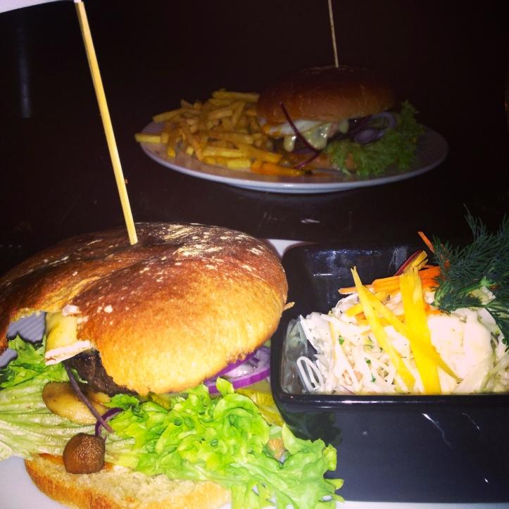 DYO Burger - Jam