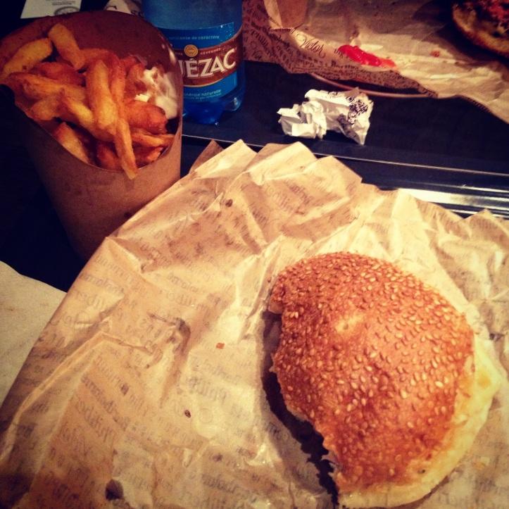 The Big Fernand Burger