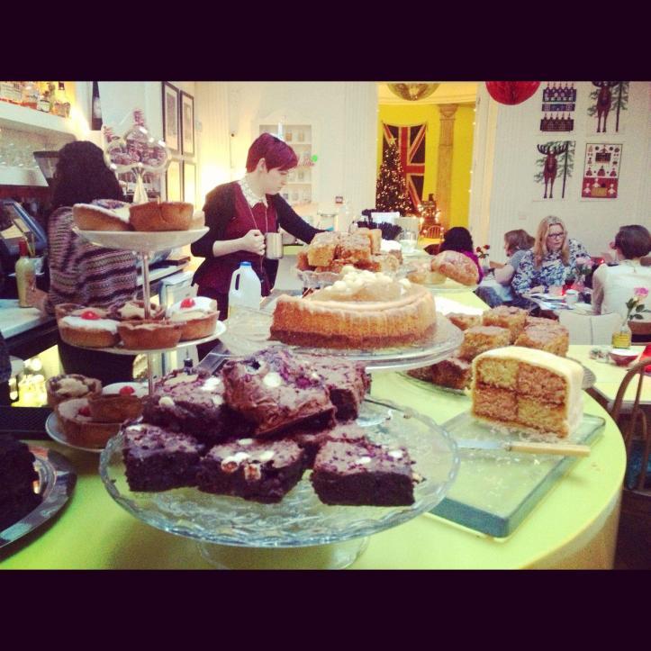 Cakes & Sweet Treats at DD&S