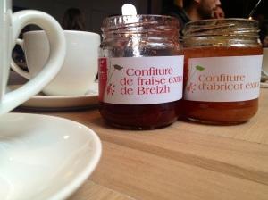Marmelade (not homemade either)