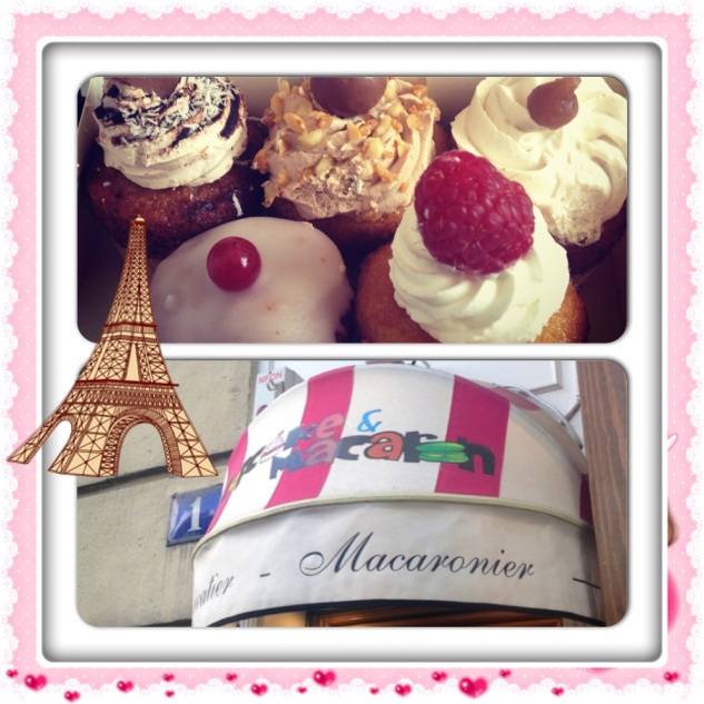Cupcake&Macaron