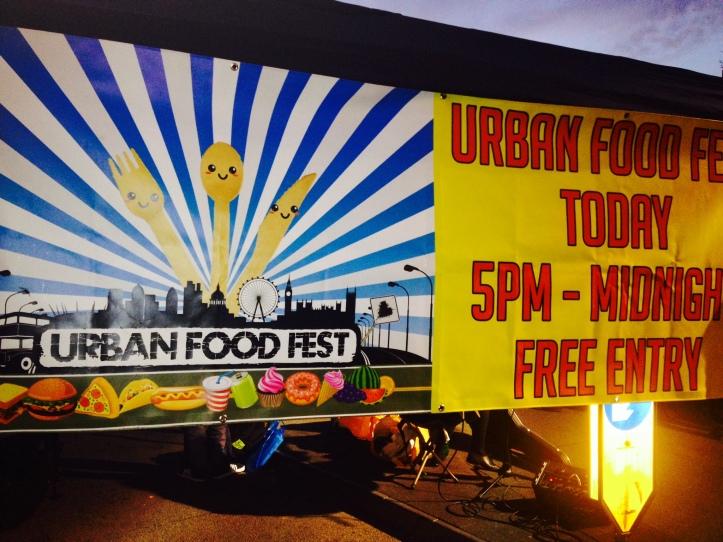 Urban Food Fest. 2013